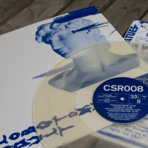 "STATUES ""Adult Lobotomy"" LP (2 copies left)"