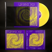 """YAGOW """"s/t"""" LP (12″ yellow / 2nd Press)"""