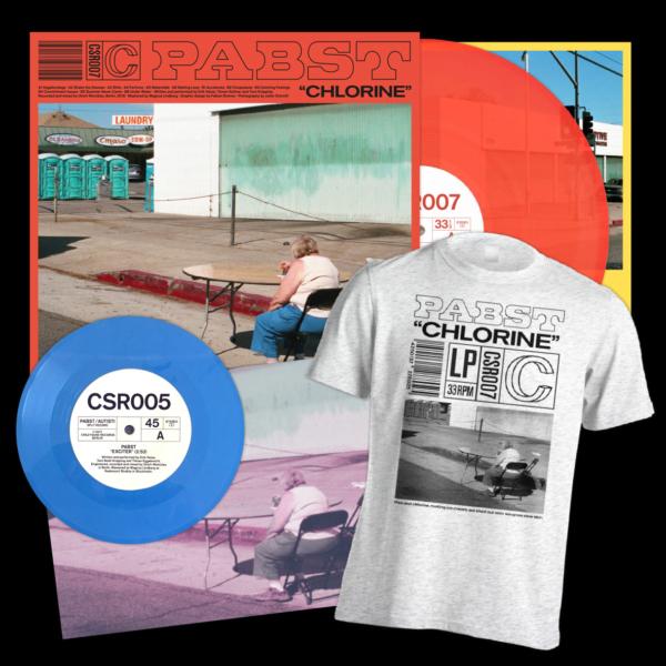 Bundle: LP + Poster + 7inch + Shirt grey
