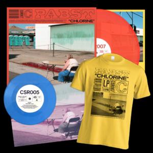 Bundle: LP + Poster + 7inch + Shirt yellow