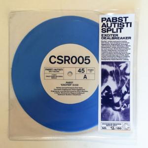 PABST / AUTISTI – SPLIT 7″ (Special Edition)