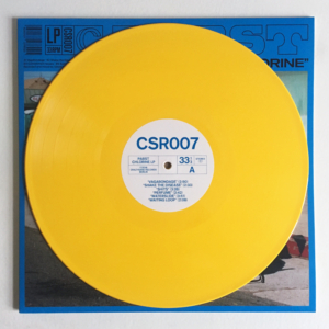 "PABST ""Chlorine"" LP (2nd Press Yellow Vinyl)"