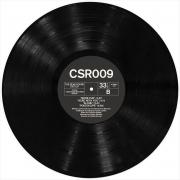 Solid Black Vinyl