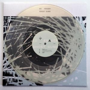 """ED FRASER """"Ghost Gums"""" LP"""