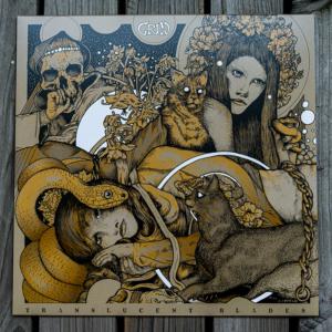 """GRIN """"Translucent Blades"""" LP"""