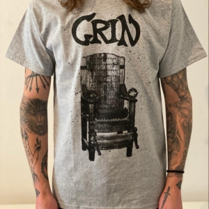 """GRIN """"Electric Chair"""" Shirt"""