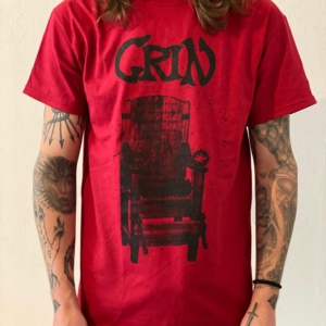 "GRIN ""Electric Chair"" Shirt"