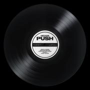 "HEADS. ""PUSH"" LP (Glitterhouse Records)"