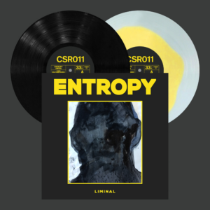 "ENTROPY ""Liminal"" LP (7 black copies left)"