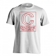 "CRAZYSANE RECORDS ""Logo"" Shirt"